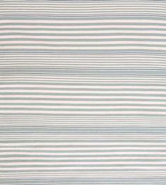 MASINFINITO CASA - Alfombra Dash & Albert Rugby Stripe Light Blue - Interiores / Exteriores