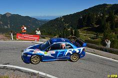 Robert Kubica, Subaru Impreza WRC, International Rally of San Martino di Castrozza, Italy. In the news this week. 17-23 September 2012.