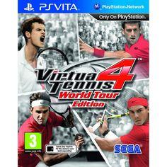 Vita Virtual Tennis 4,videojuego de tennis