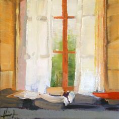 Spring Morning, painting by artist Liza Hirst