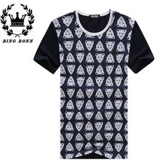 Find More T-Shirts Information about BingBONN 2015 New Style Men T Shirt 4XL Big Size Cotton Loose O Neck Short Sleeve Navy Blue White High Quality Summer 20% Off,High Quality men cool t-shirt,China t-shirt Suppliers, Cheap mens t-shirt long sleeve from Leisure Time. on Aliexpress.com