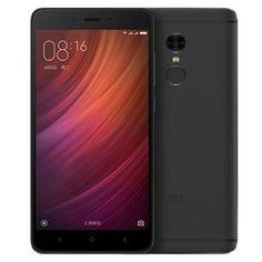 Интернет магазин BigASet.Ru - Мобильный телефон REDMI NOTE 4 BLACK REDMINOTE4BL64GB XIAOMI