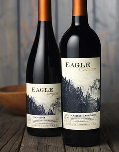 CF Napa Brand Design - Eagle Canyon - CF Napa
