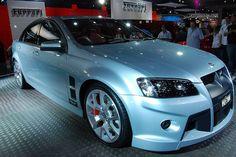 ◆ Visit MACHINE Shop Café... ◆ ~ Aussie Custom Cars & Bikes ~ Beautiful Color Holden HSV W427