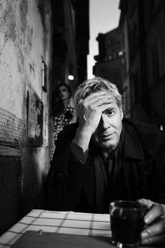 Claudio Baglioni (photo by Jeff Riedel)