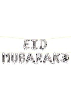 The Ultimate Eid Mubarak Inflatable Balloon Banner! Eid Mubarak Banner, Balloon Banner, Jumpers, Islamic Quotes, Ramadan, Doggies, Celebrations, Buildings, Balloons