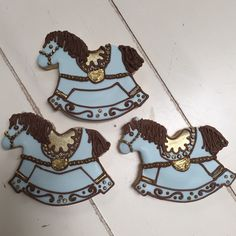 Little cowboy Little Cowboy, Custom Cookies, Shortbread Cookies, Decorated Cookies, Cakes And More, Cookie Decorating, Cookie Cutters, Projects To Try, Baby Shower