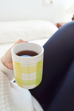 Relax, cup of tea
