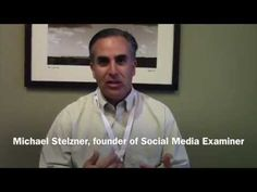 Michael Stelzner @smexaminer recommends Interview Connections - #Testimonial