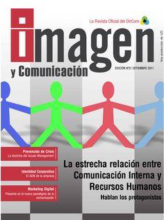 Edición N°21 de la Revista Imagen y Comunicación