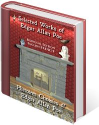 Selected Works of Edgar Allan Poe: Bilingual Edition - This bilingual edition is designed to assist those learning French. The English text appears on the left-hand pages of the book, with the corresponding French on the right-hand pages. Learning French, Edgar Allan Poe, The Book, The Selection, It Works, English, Cat, Reading, Store