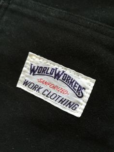 95f14ac8575 World Workers Big John Japan Japan Made Workers Jacket Sanforised Size L   247 - Grailed Japan