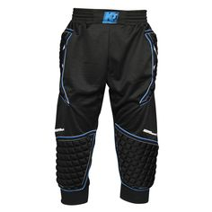 Pantaloni portiere 3/4 Keepersport Tiger per terreni duri
