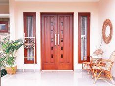 30 Gambar Pintu Rumah Minimalis Terbaik Di 2020 Rumah Minimalis Minimalis Pintu
