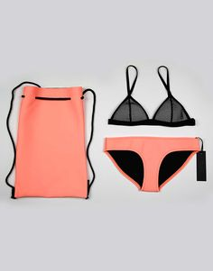 TILLY SUNBURST from Triangl Swimwear Australia definitely getting you this summer!