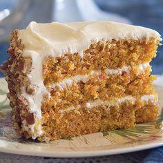 Carrot Cake Recipe - Cooking with Paula Deen