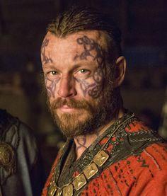 Vikings Tv Show, Vikings Game, Vikings Tv Series, Ragnar Lothbrok Vikings, Lagertha, Art Viking, Viking Head, Viking Life, Viking Makeup