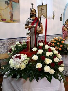 Blessed Mother, Decor, Log Projects, Plant, Decorating, Decoration, Dekorasyon, Virgin Mary, Deco