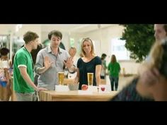 The first UK ad for Somersby cider. The Somersby Store.  http://www.facebook.com/somersbycideruk  Somersby is the new cider brand from Carlsberg - Real Refreshment. It is a naturally-balanced, medium cider, made with no artificial flavourings or sweeteners. The perfect thirst-quencher
