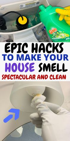 natural cleaning These clever bathroom hacks will leave your bathroom smelling amazing.There are lots of cleaning tips and tricks to get the job done. These cleaning tips and smell hacks are all time best to make home cleaning easy. Household Cleaning Tips, Deep Cleaning Tips, Cleaning Recipes, House Cleaning Tips, Natural Cleaning Products, Cleaning Diy, Spring Cleaning Tips, Natural Cleaning Solutions, Cleaning Schedules