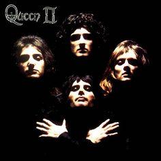 Queen II...love, love, love Freddie Mercury