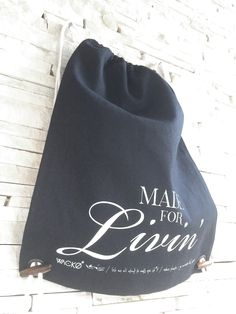 EcoBag - Made for Livin' Trending Outfits, Unique Jewelry, Handmade Gifts, Bags, Etsy, Vintage, Design, Products, Maids