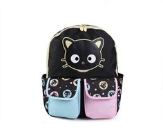 "Check out Chococat Backpack 16"": Black from Sanrio"
