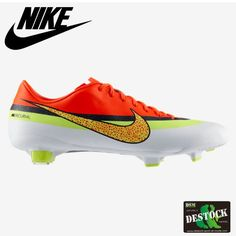 Nike - Mercurial Veloce Cr Fg Chaussure Football Homme - Chaussures Football pas cher, Nike discount 70 euros