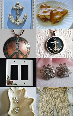Awesome Finds! by Debbie Shine on Etsy--Pinned with TreasuryPin.com