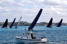 Let your dreams set sail{BERMUDA CUP #RC44 #tbt} :@labovee - #wearebermuda