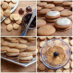 Desert Recipes, Christmas Cookies, Doughnut, Cereal, Cheesecake, Deserts, Food And Drink, Xmas, Cooking Recipes