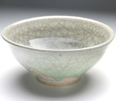 celadon chawan by Cory.Lum, via Flickr