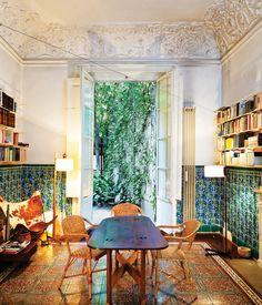 Casa Tagliabue em Barcelona | Casa-Atelier Blog & Shop