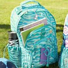 Gear-Up Pool Zebra Backpack
