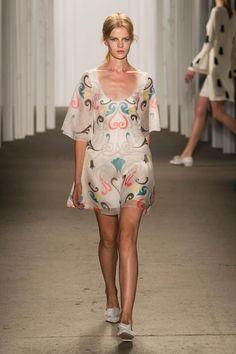 Fashion Week NYC 2015 PE : Honor
