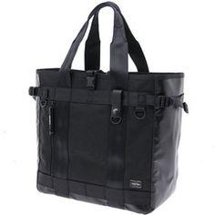 da3e9bb290 Porter-Yoshida Selection for Europe — Heat - Tote Bag ダッフルバッグ