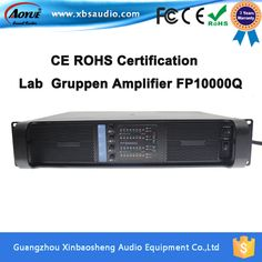 Lab Gruppen FP10000Q Professional Pro Power Amp Amplifier