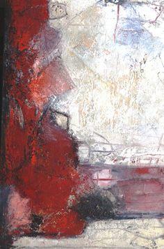 PETRA LORCH | ABSTRAKTE MALEREI | www.lorch-art.de Komposition 9.034 | Petra Lorch | Freischaffende Künstlerin | mail@lorch-art.de