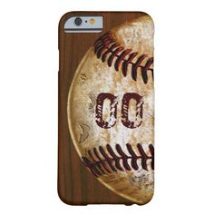 Rustic Dirty Old Vintage Baseball iPhone 6 Cases with Monogram or your Jersey NUMBER typed into text box template. Faux cherry walnut backgound. CLICK HERE: http://www.zazzle.com/cool_vintage_baseball_iphone_6_case_jersey_number-179476812656678395?rf=238012603407381242*  See many more cool personalized baseball gifts for boys and men here: http://www.zazzle.com/yoursportsgifts/gifts?cg=196287291800049169&rf=238012603407381242* Help or Changes to any of our design CALL Rod or Linda…