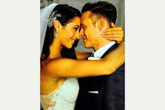 Hello's great pictures of Strictly star Kevin Clifton's marriage to fellow contestant Karen Hauer