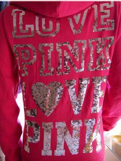 Pink Zip up Like new pink Zip up PINK Victoria's Secret Jackets & Coats Pink Love, Vs Pink, Pretty In Pink, Victoria Secret Outfits, Victoria Secrets, Pink Outfits, Cute Outfits, Love Pink Clothes, Leila
