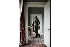 Wes Anderson by Mattia Zoppellaro. London, 2014.
