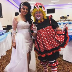Sweet Petunia at the American Royal Restaurant. I thought she was the Most Beautiful bride. But she wasn't a bride. Beautiful Bride, Most Beautiful, Petunias, Clowns, Special Events, Balloons, Daughter, Restaurant, Formal Dresses