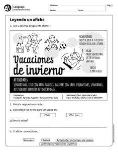 Leyendo un afiche Spanish Classroom, Teaching Spanish, Classroom Humor, Spanish Immersion, Formative Assessment, Spanish Language, Comprehension, Literacy, Teacher