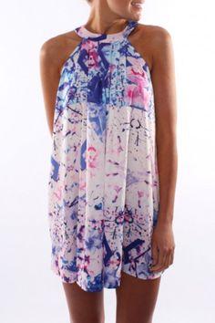 Manuka Island Dress - Womens