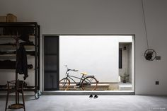 WORKS ::: The space to respond ::: House for a Photographer ::: FORM / Kouichi Kimura Architects ::: Forum · Koichi Kimura Institute for Building Research