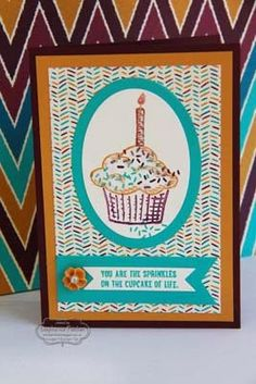Sprinkle of Life by Tephie - Cards and Paper Crafts at Splitcoaststampers