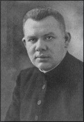 P. Heinrich König (1900-1942), membre du mouvement Schönstatt. Mort des suites d'expériences médicales conduites à Dachau.