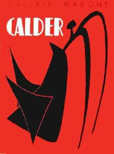 Galerie Maeght, 1959 Collectable Print by Alexander Calder at Art.com