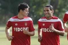 James & Falcao - AS Monaco